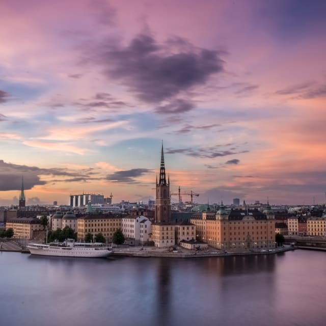 Our office is located in Gamla Stan, Stockholm